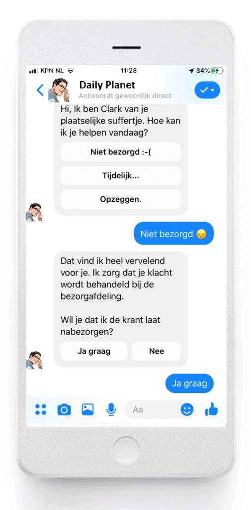 chatbot op maat