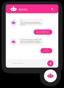 waarom een chatbot