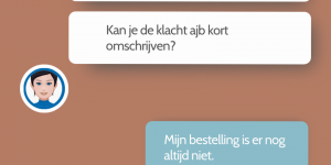 chat voorbeeld maatbot