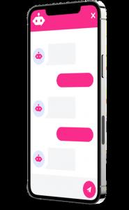 voorbeeld chatbot iphone 12